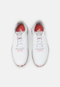 adidas Golf - S2G  - Golf shoes - footwear white/grey one/red - 3