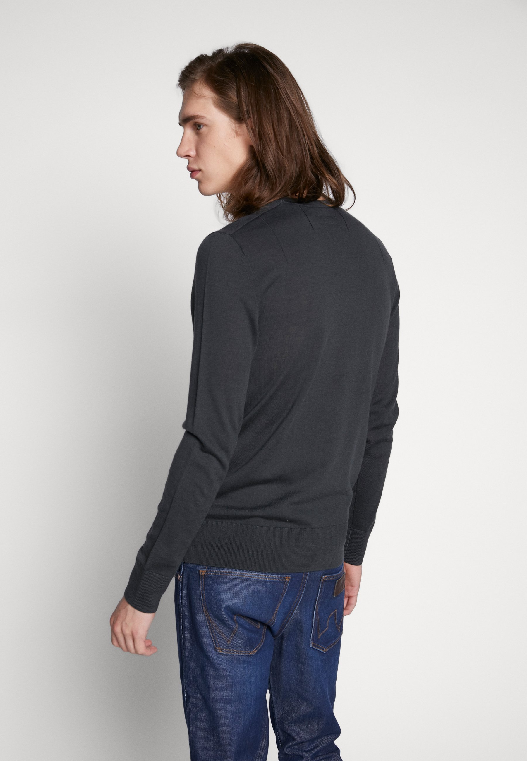 AllSaints MODE CREW - Pullover - bracken green