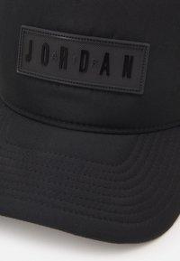 Jordan - JORDAN AIR - Cap - black/black/black - 3