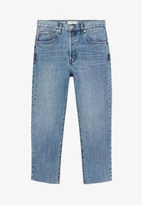 Mango - HAVANA - Straight leg jeans - middenblauw - 5