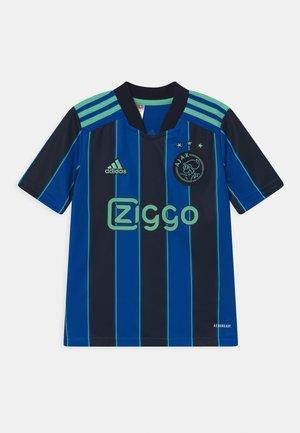 AJAX AMSTERDAM A UNISEX - Club wear - glory blue/legend ink