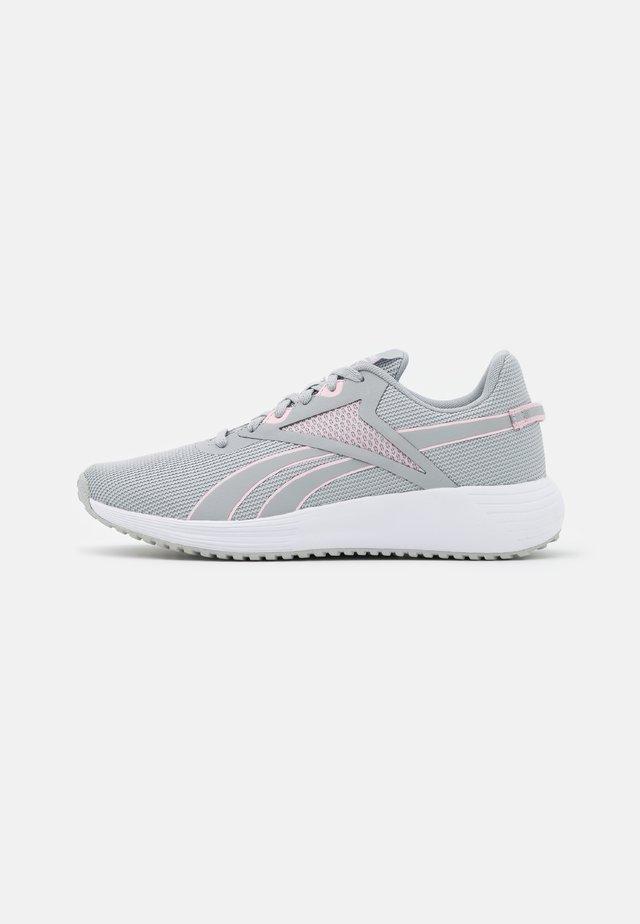 LITE PLUS 3.0 - Scarpe running neutre - pure grey/frost berry/footwear white