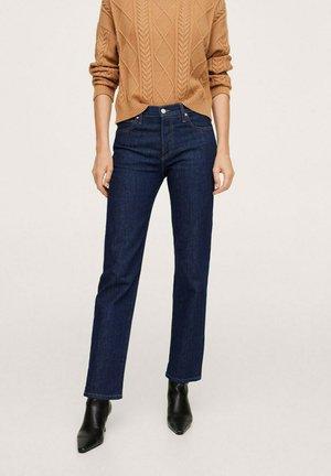PREMIUM - Straight leg jeans - bleu