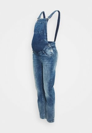 DUNGAREE - Peto - used wash
