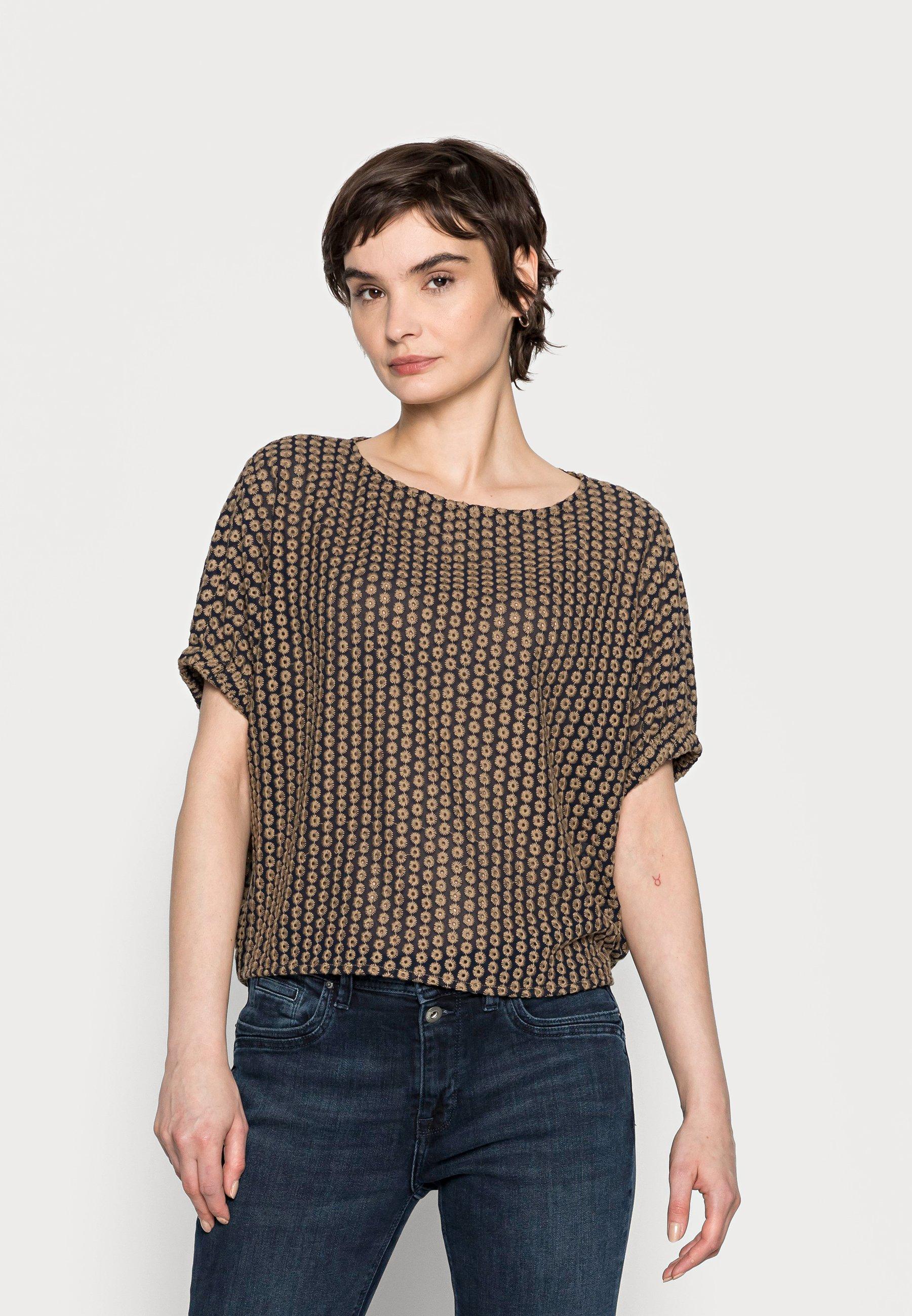 Women FEMILU LACE - Print T-shirt