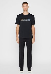 J.LINDEBERG - JORDAN - Print T-shirt - black - 1