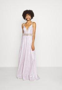 Luxuar Fashion - Vestido de fiesta - rosé - 1