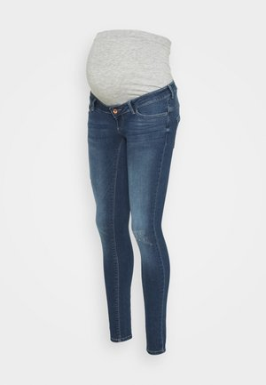 OLMPAOLA LIFE - Jeans Skinny Fit - medium blue denim