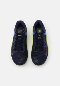 Nike Performance - METCON 6 - Sports shoes - blackened blue/red plum/cyber/sapphire - 3