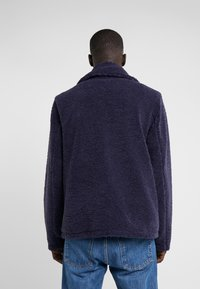 Missoni - LONG SLEEVE MOCK NECK - Cardigan - blue - 2