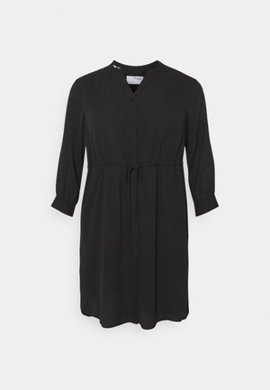 SLFAMINA DRESS CURVE - Denní šaty - black