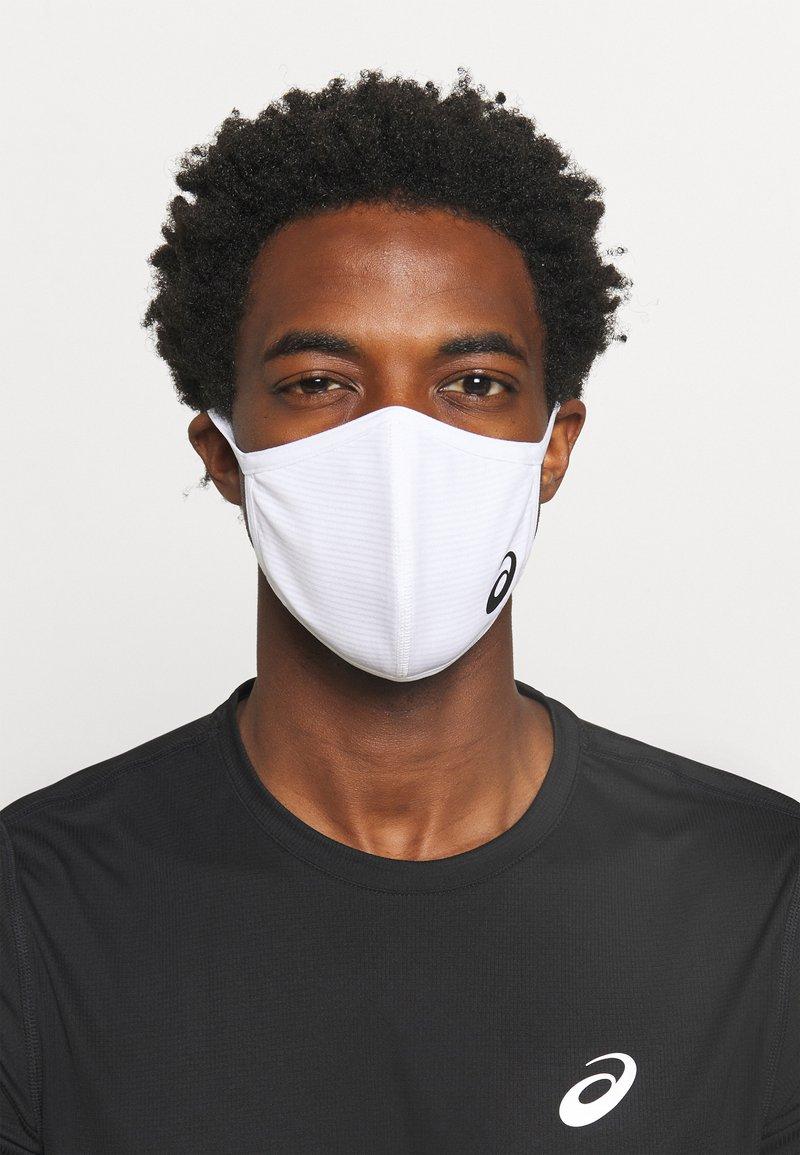 ASICS - FACE COVER LOGO - Community mask - white
