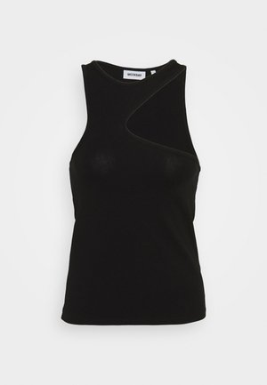 AMOYA TANK - Top - black