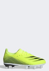 adidas Performance - X GHOSTED.3 SG FUTBALLSCHUH - Moulded stud football boots - yellow - 7