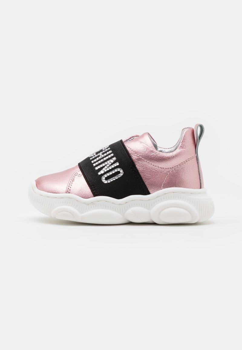 MOSCHINO - Zapatillas - light pink