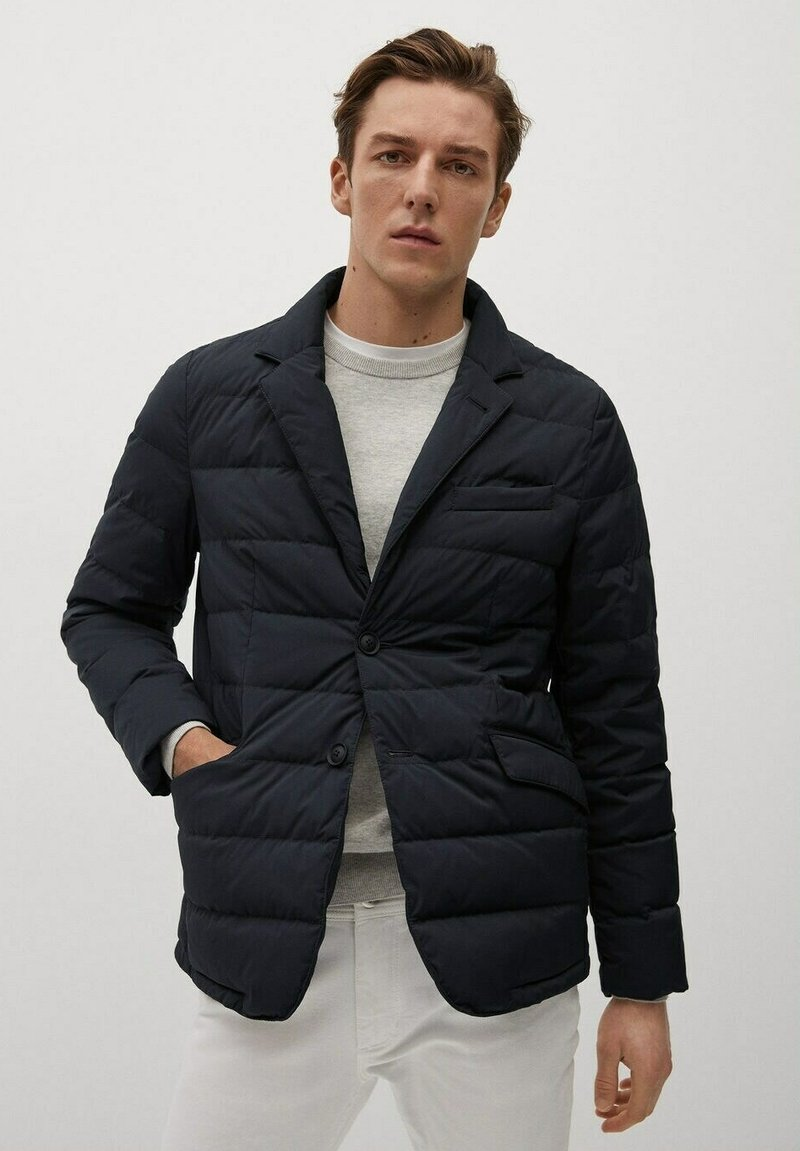 Mango - JOE - Light jacket - navy blå