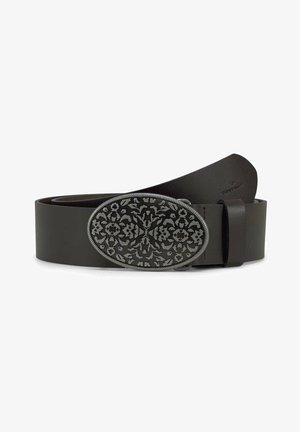 TAYLOR - Belt - brown uni