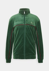 Karl Kani - SMALL SIGNATURE TRACK JACKET UNISEX - Training jacket - darkgreen - 0