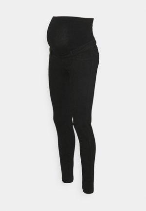 CLINT SEAMLESS - Slim fit jeans - black