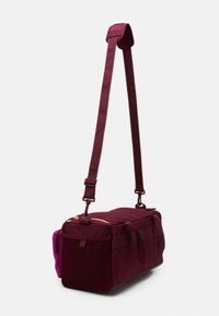 Nike Sportswear - FUTURE PRO DUFF - Sports bag - dark beetroot/cactus flower/white - 1
