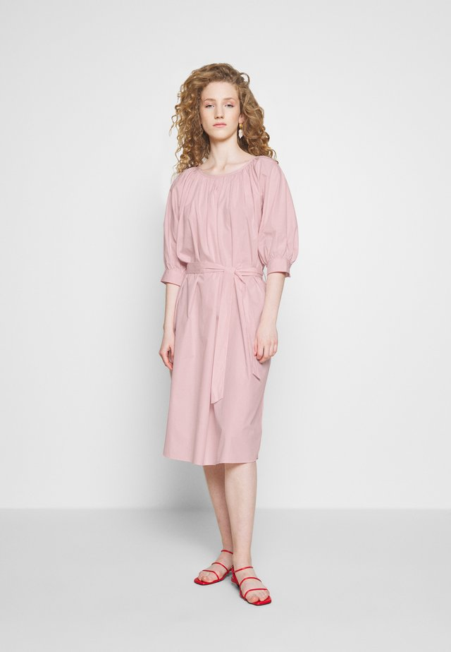 ELIA - Day dress - barely pink
