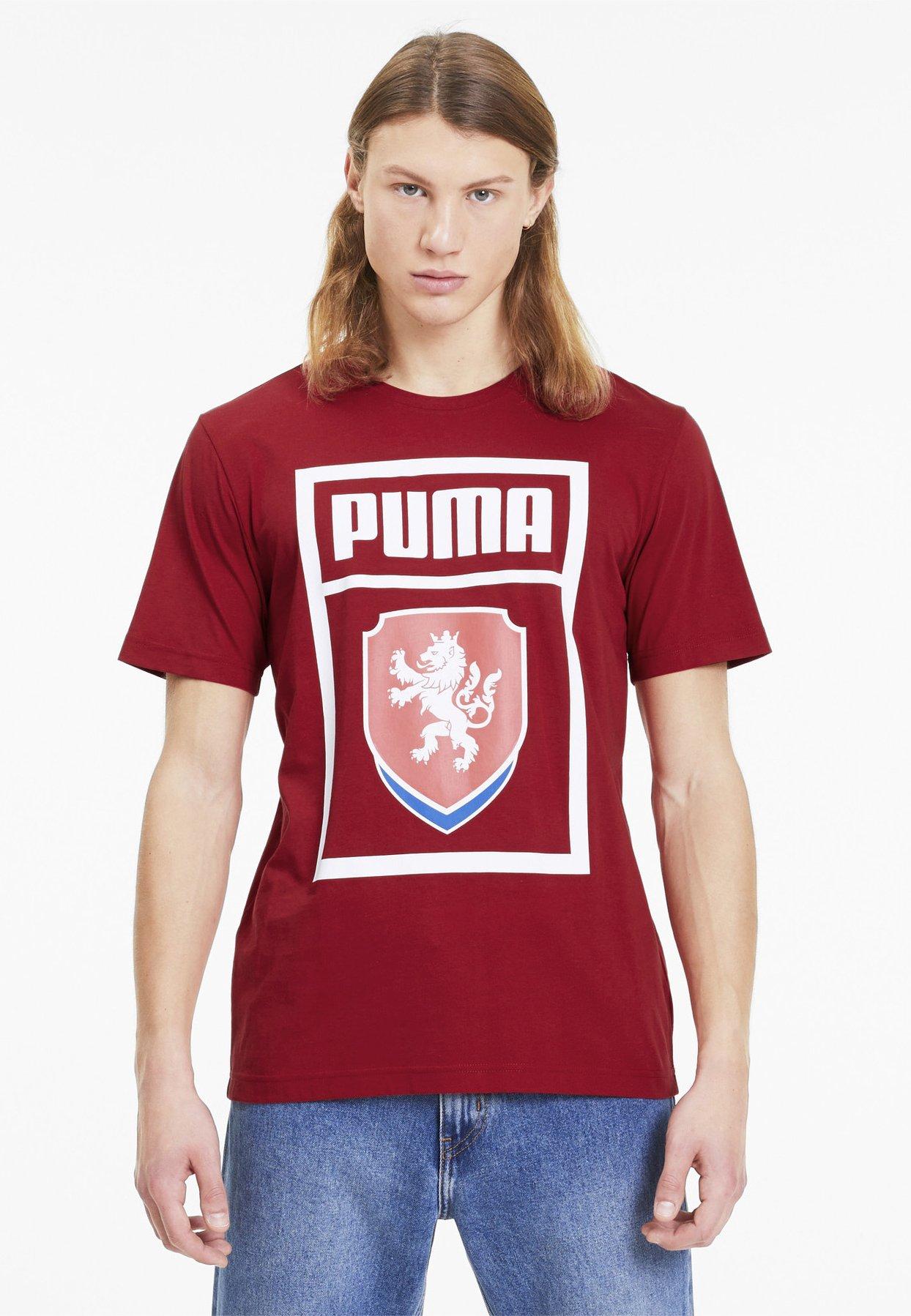 Herren CZECH REPUBLIC DNA MAND - T-Shirt print