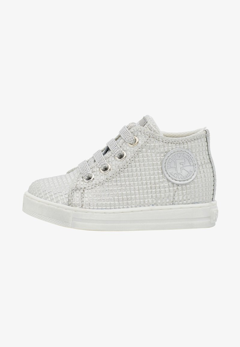 Falcotto - High-top trainers - silber
