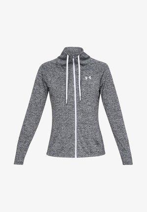 TWIST FULL ZIP TWIST - Zip-up sweatshirt - grey