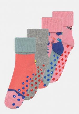 FRUIT MIX & BUNNY 4 PACK UNISEX - Sokken - multi-coloured