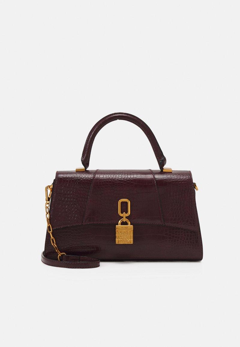 ALDO - CHIREDER - Handbag - dark red