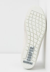 Candice Cooper - ROCK - Sneakers basse - cappuccino/panna - 6