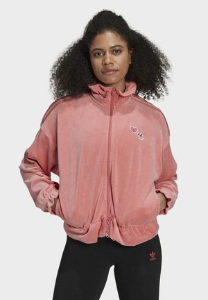 ORIGINALS JACKE - Giacca in pile - pink