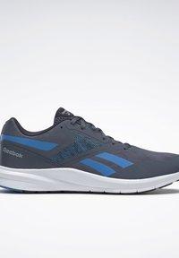 Reebok - REEBOK RUNNER 4.0 SHOES - Neutral running shoes - blue - 3