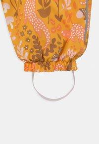 Reima - WINTER LAPPI UNISEX - Snowsuit - orange yellow - 4