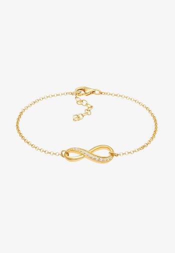 INFINITY SYMBOL - Bracelet - gold