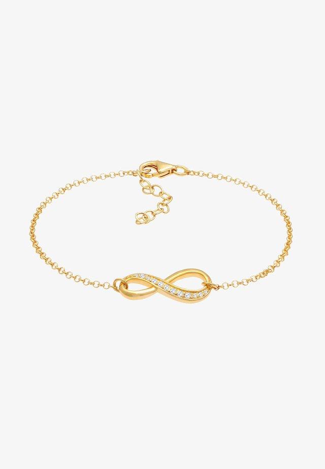 INFINITY SYMBOL - Armband - gold
