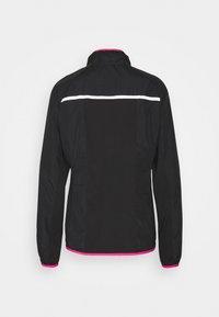 K-SWISS - HYPERCOURT WARM UP JACKET - Sportovní bunda - black beauty - 1