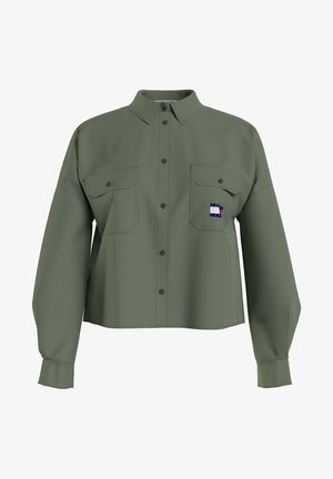 Summer jacket - desert olive