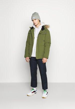 MANITOU JACKET - Winterjas - army green