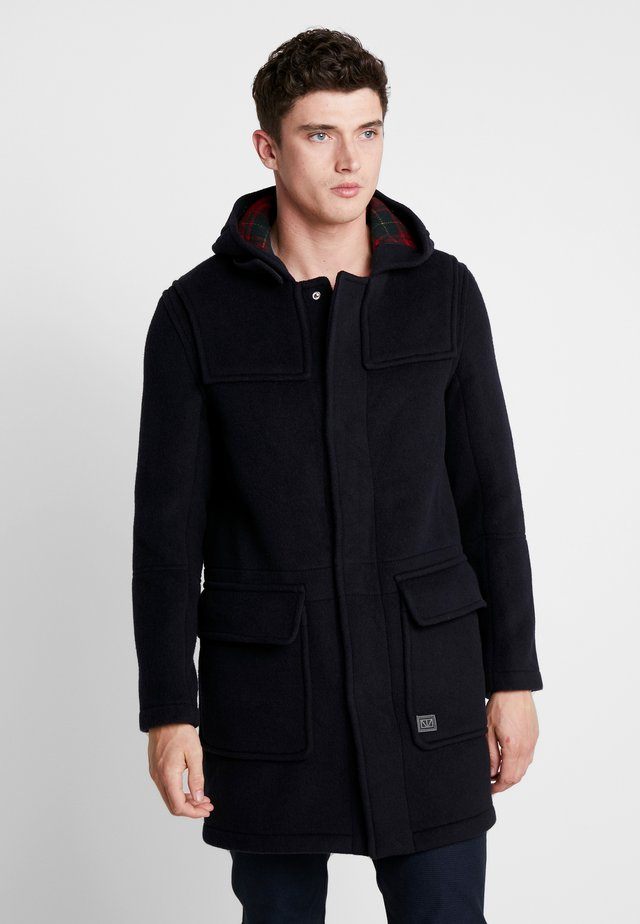 LOU DUFFEL - Classic coat - navy