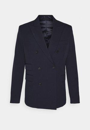 MARVIN DOUBLEBREASTED - Blazer jacket - dark navy