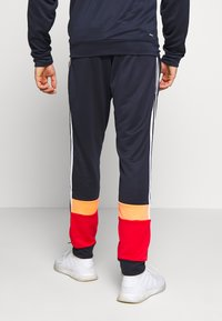 adidas Performance - 3STRIPES AEROREADY ATHLETICS SPORT TRACKSUIT - Verryttelypuku - dark blue - 4