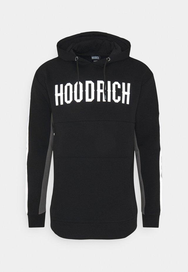 BLOCK - Hoodie - black