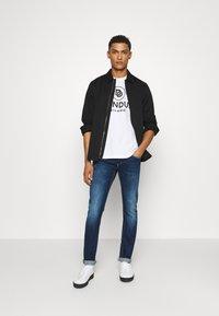 Dondup - T-shirt print - white - 1
