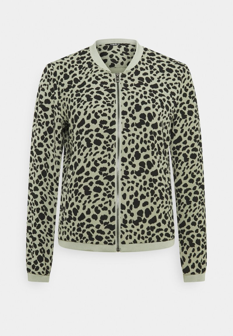 ONLY - ONLVIC - Bomber Jacket - seagrass