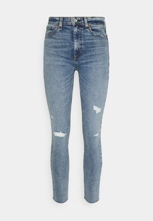 NINA HIGH RISE ANKLE SKINNY - Jeans Skinny Fit - horizon