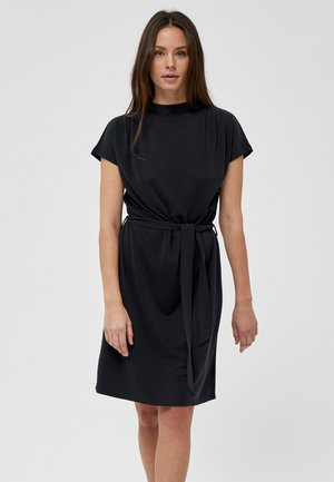 EDONA  - Korte jurk - black