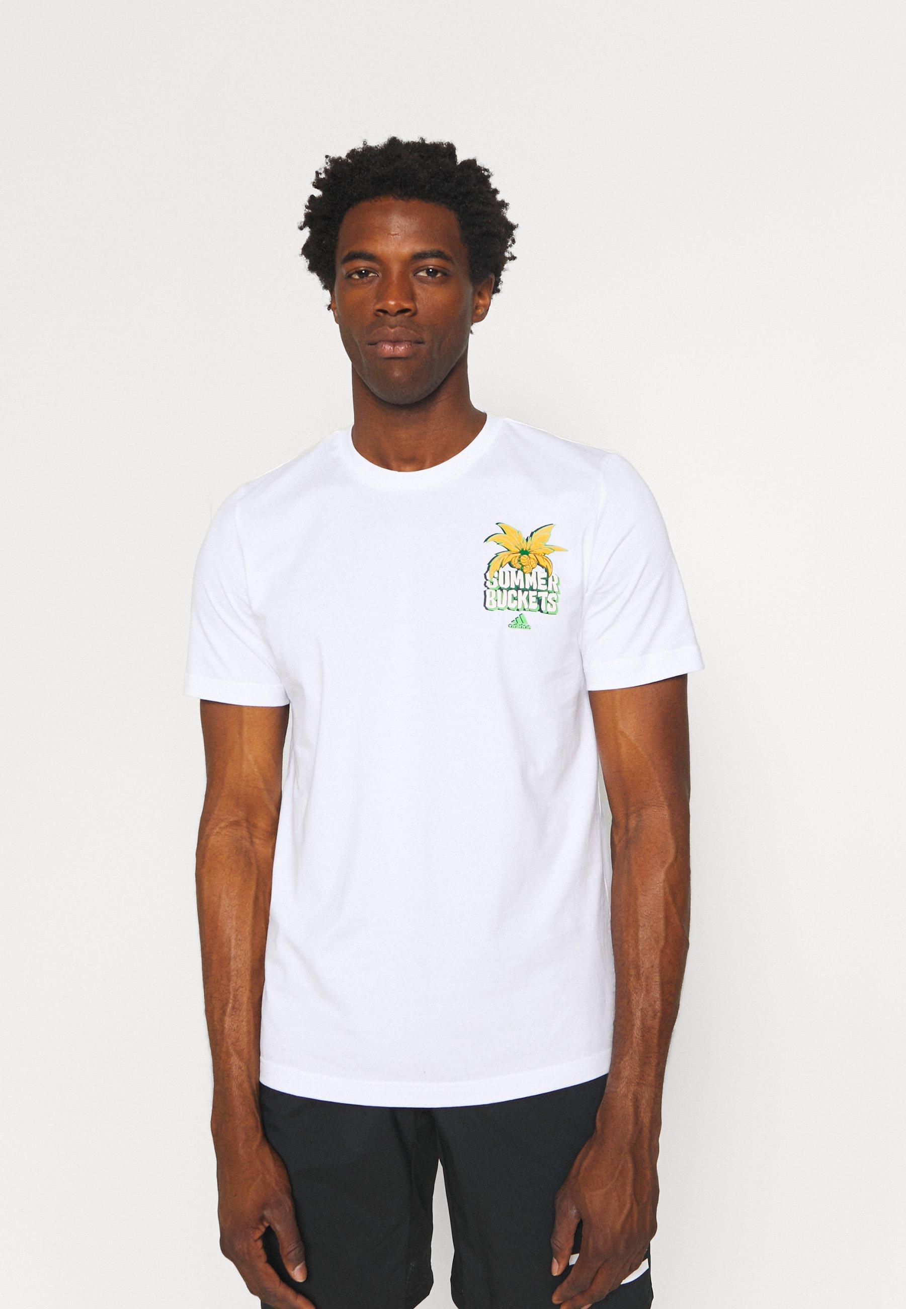 Homme SUMMER BASKETBALL GRAPHICS - T-shirt imprimé
