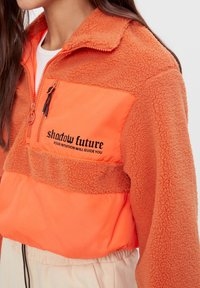 Bershka - Winter jacket - orange - 3