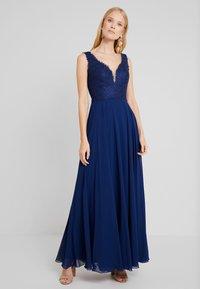 Luxuar Fashion - Společenské šaty - mitternachtsblau - 0